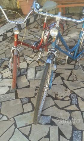 Bicicletta pieghevole Graziella, bici da passeggio