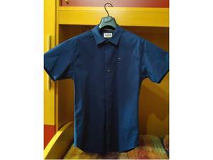 Camicia Tommy Hilfiger Blu (Taglia S)