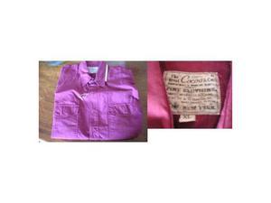 Camicia originale u.s.a. maniche lunghe taglia xl (i)