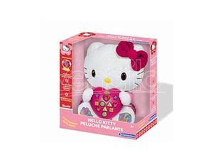 Clementoni - Peluche interattivo Hello Kitty [Giocattolo]