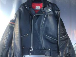 Giubbotto Lewis Leathers Paul Smith Red Ear AVIAKIT JACKETS