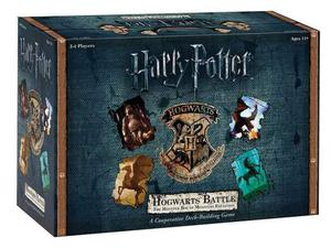 Harry Potter Deck-Building Game Expansion The Monster Box of