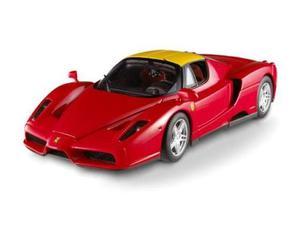 Hot Wheels Elite n Ferrari Enzo Ferrari Die Cast 1:18