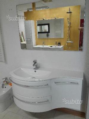 Mobile bagno completo 110x nuovo