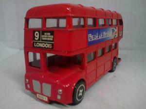 Modellino bus inglese best of british