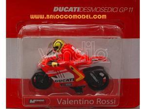 Mondo Motors MM DUCATI V.ROSSI  cm 7 BLISTER