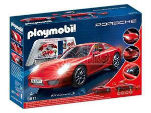 PLAYMOBIL  - PORSCHE 911 CARRERA S