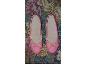 Scarpe Ballerine donna rosa