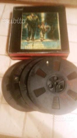 Uno sceriffo extraterrestre Bud Spencer super 8 mm