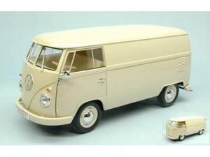 Welly WECR VW T1 BUS  BEIGE 1:18 Modellino