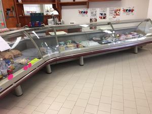 attrezzature usate negozio frutta e verdura