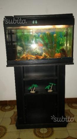 Mobile per acquario posot class - Acquario mobile ...