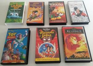 Lotto VHS Disney