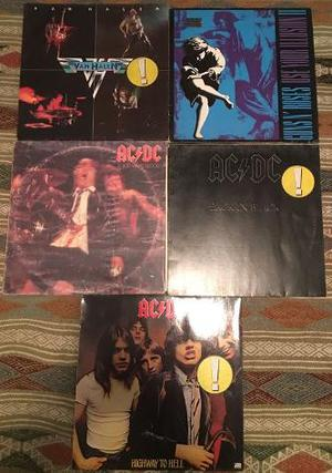 Vendo stock di dischi buono stato