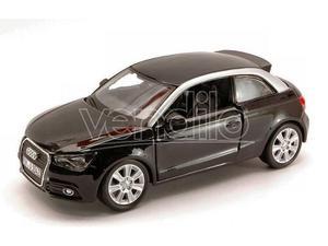 Bburago BUBK AUDI A BLACK 1:24 Modellino
