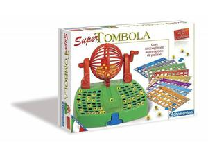 Clementoni  Super Tombola, 48 Cartelle