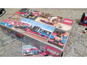 Lego  Treno senza motore
