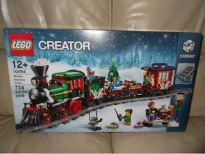 Lego treno di Natale set  MISB NUOVO ottimo