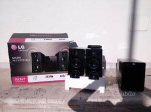 Sistema Hi-FI micro LG FA162