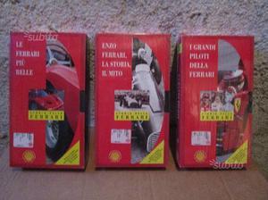"""Video cassette vhs """" ferrari """""""