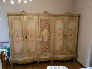 Camera Da Letto Stile Barocco Piemontese : Camera da letto barocco veneziano anni pezzo posot class