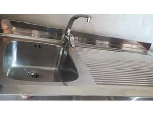 Lavello acciaio inox cucina