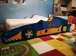 Letto A Forma Di Macchina Da Corsa : Letto a forma di macchina da corsa posot class