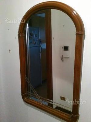Mobile ingresso appendi abiti posot class - Appendi specchio ...