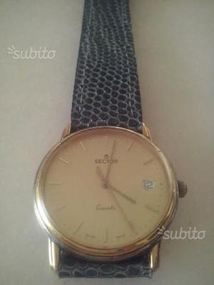 Orologio Sector SWISS MADE