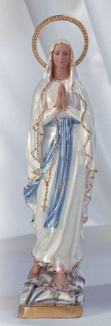 Statua Madonna Lourdes statue Lourdes statue sacre