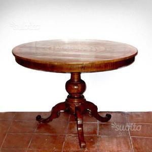 Tavolo rotondo antico del inglese | Posot Class
