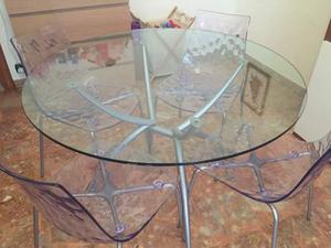 Completo tavolo e sedie calligaris in vendita posot class for Tavolo 75x75 allungabile