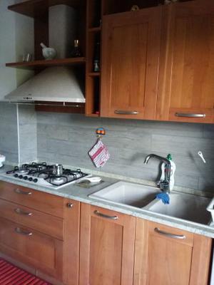 Cucina color ciliegio | Posot Class