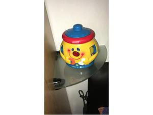 Gedeone mangia forme fisher price