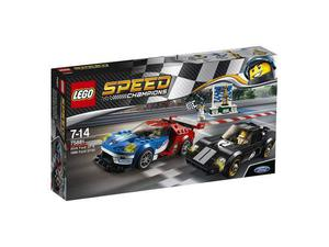 Lego Speed  - Champions Ford Gt  e Ford GT