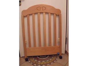 Lettino culla pali materasso questibimbi crabyon posot class - Prenatal porta di roma ...