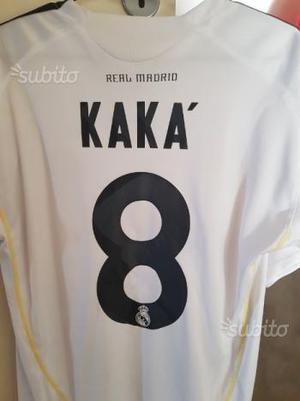 Maglia calcio kaká Real madrid champions