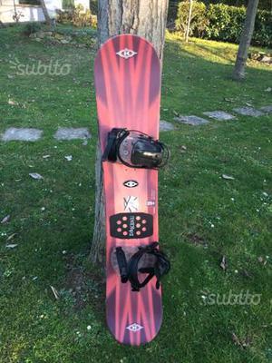 Tavola da snowboard della killer loop da 153 cm posot class - Costruire tavola da snowboard ...