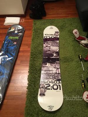 Tavola snowboard capita