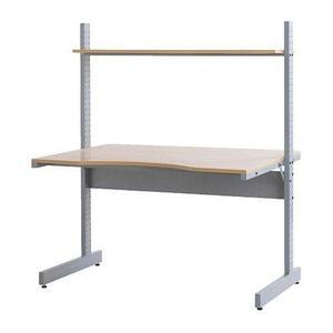 Tavolo alto 90 cm o piano di lavoro posot class - Tavolo alto ikea ...