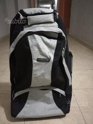 selezione migliore 0ec50 55f64 Trolley zaino benetton   Posot Class