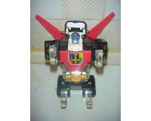 Voltron leone 1 gioco giocattolo robot vintage cartone