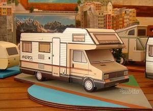 Camper Motorhome modellini