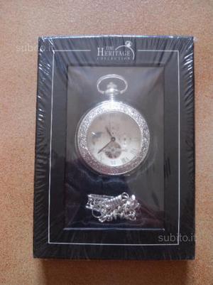 Coppia di orologi da taschino
