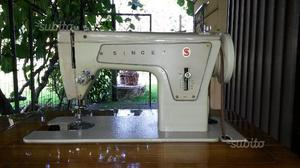 Ricamo a macchina da cucire posot class for Tavolo macchina da cucire singer