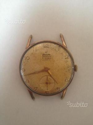 Orologio enicar anni 50 raro