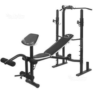 Panca fitness body building Domyos BM 490