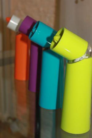 Pepiera, saliera elettrica vari colori