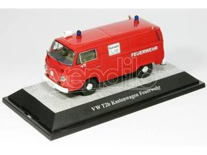 Premium Classixxs  VW T2B BOX VAN FEUERWEHR 1/43