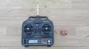 Radiocomando hitec Flash  MHz